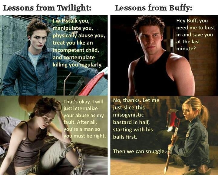Twilight Lessons